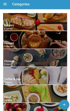Food Admin screenshot 6