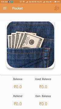 jeans wallet apk screenshot