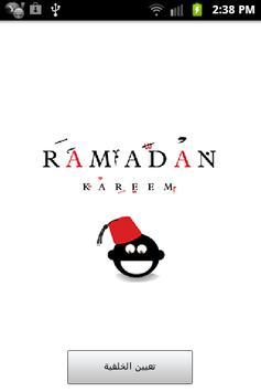 Ramadan is soon wallpaper apk screenshot
