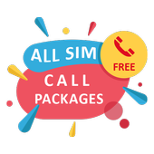 All Sim Call Packages icon