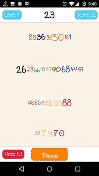 Find That Number apk screenshot