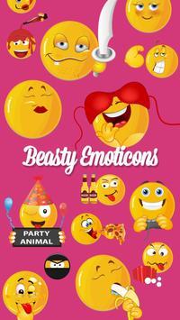 Adult XXX Emoji Sexy Emoticons screenshot 2