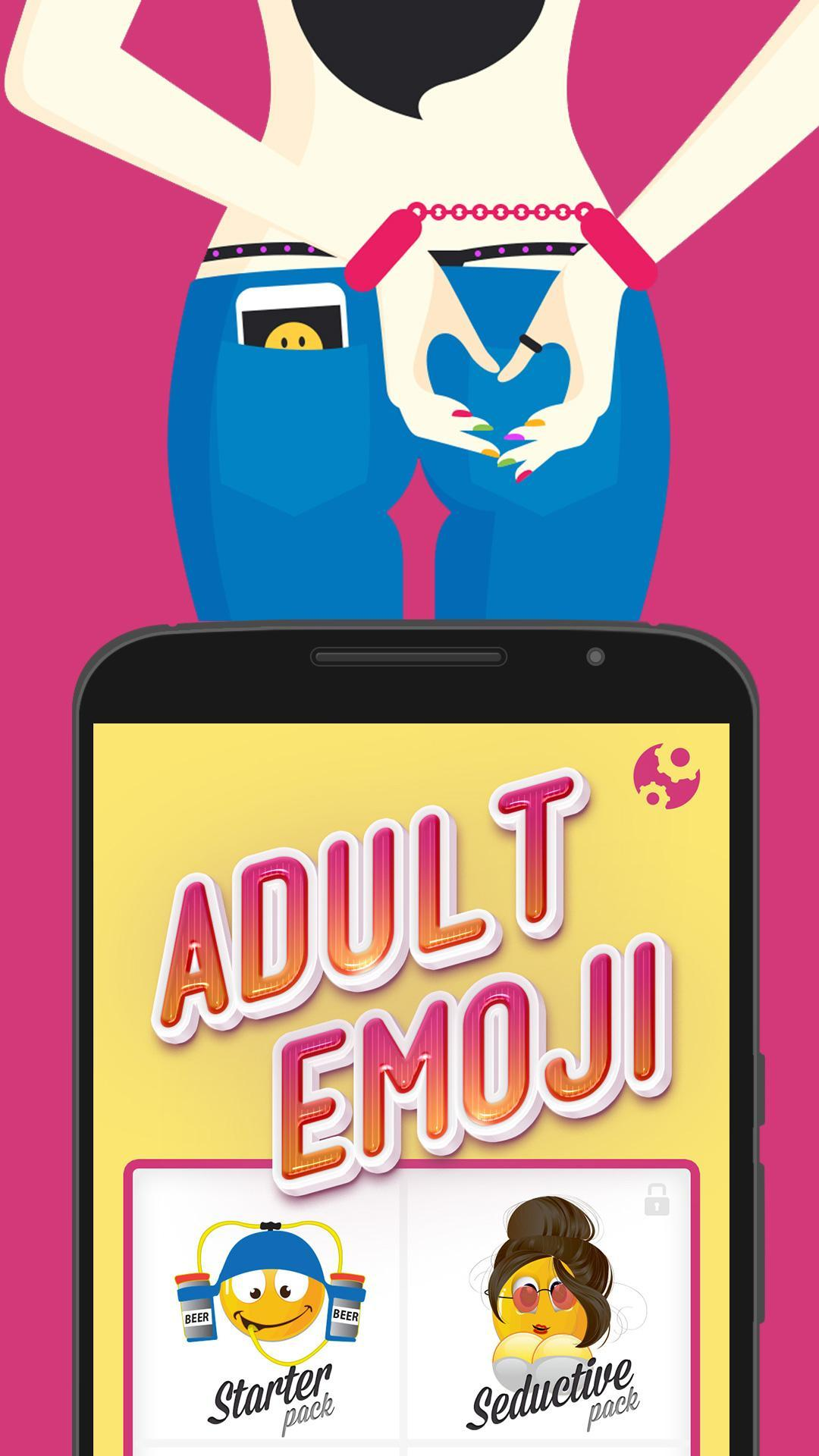 Adult XXX Emoji Sexy Emoticons for Android - APK Download