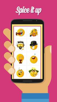 Adult XXX Emoji Sexy Emoticons screenshot 13