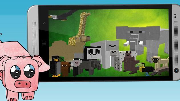 Animals Skins for Minecraft screenshot 1