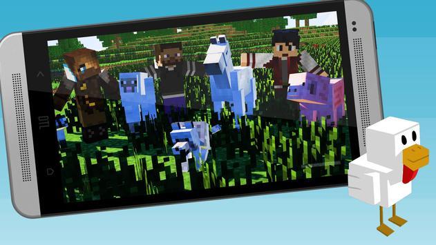 Animals Skins for Minecraft screenshot 2