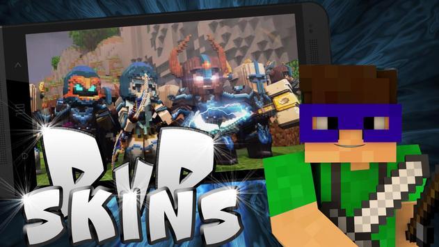 PvP Skins for Minecraft PE apk screenshot
