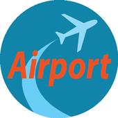 John F. Kennedy International Airport (JFK) icon