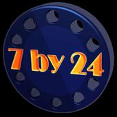 7by24 Mobile biểu tượng