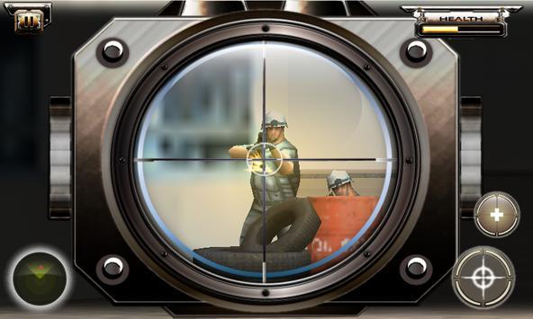 Last Commando Strike: City War apk screenshot