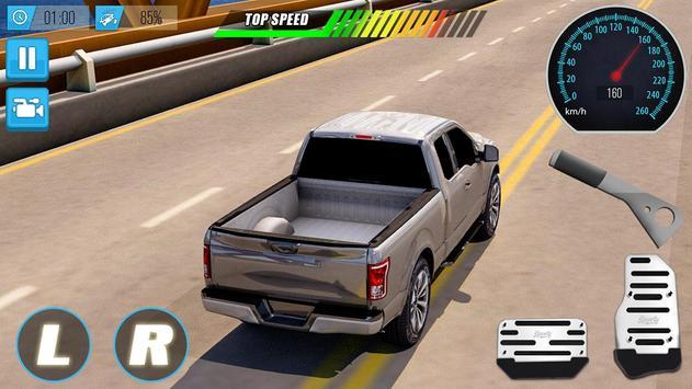 Speed Bump Car Crash Test Simulator poster