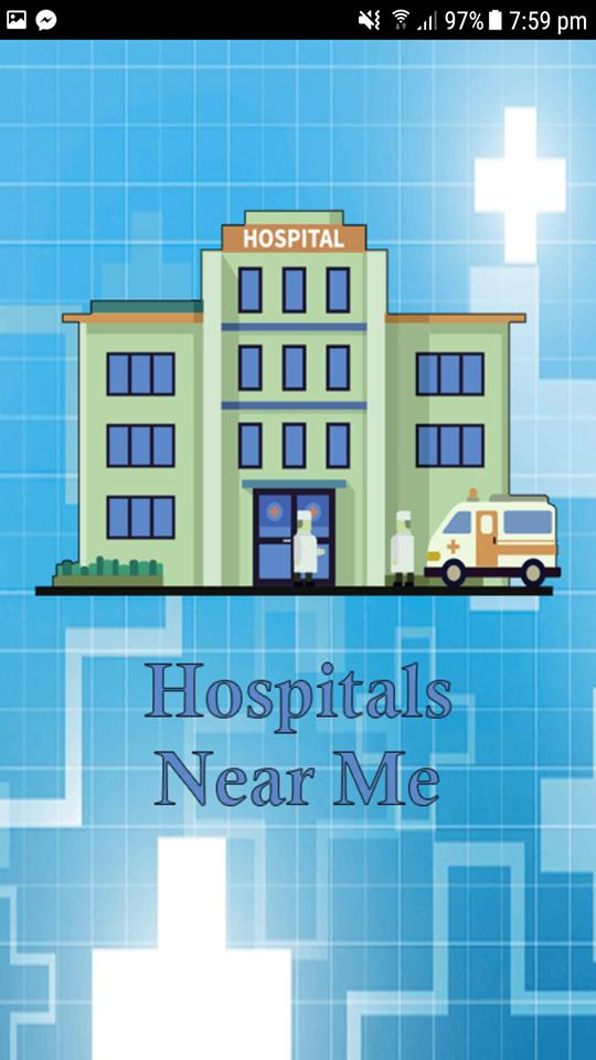 Find Near Me Hospitals - Nearest Hospitals for Android - APK