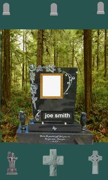 Tombstone Photo Editor – RIP Headstone Photo Maker screenshot 4