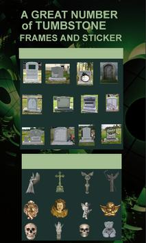 Tombstone Photo Editor – RIP Headstone Photo Maker screenshot 5