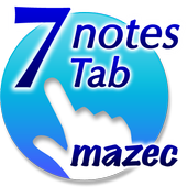7notes with mazec for ONKYO icon