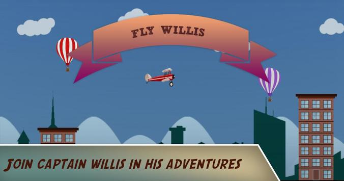 Fly Willis poster