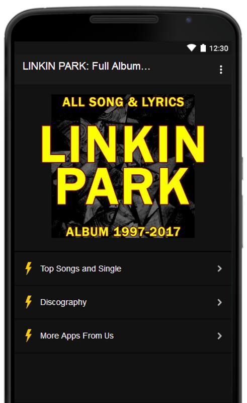 linkin park underground discography download