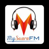MySuara FM icon