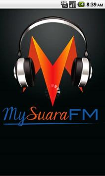 MySuara FM poster