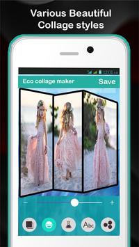 Echo Magic Mirror Pic Maker & Photo Collage Editor screenshot 3