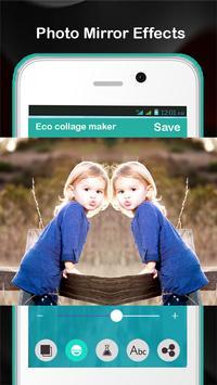 Echo Magic Mirror Pic Maker & Photo Collage Editor screenshot 4