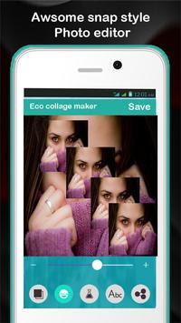 Echo Magic Mirror Pic Maker & Photo Collage Editor screenshot 6