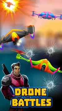 Drone Battles Multiplayer Game poster