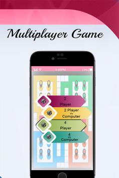 Ludo classic mania - The Dice game screenshot 1
