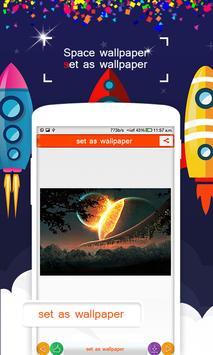 Space Wallpaper HD apk screenshot