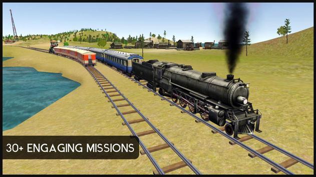 Rail Road Train Simulator ™ 16 apk screenshot