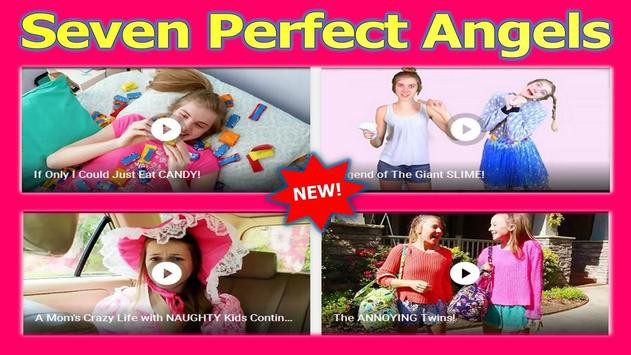Seven Perfect Angels Channel screenshot 4