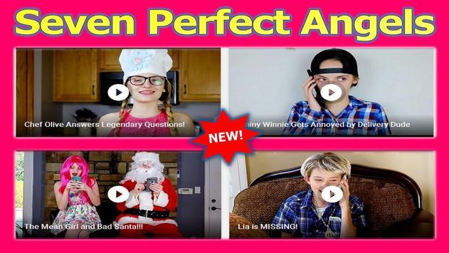 Seven Perfect Angels Channel screenshot 5