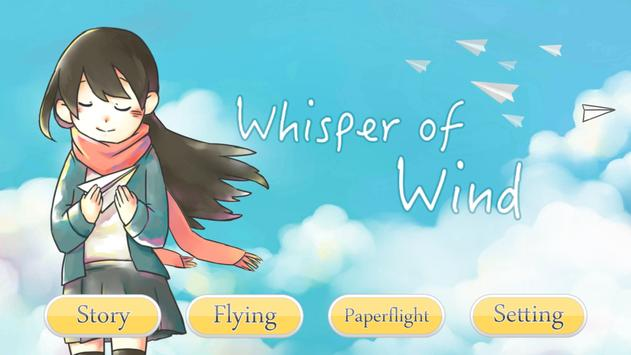 Whisper of Wind (Unreleased) poster