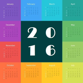 2016 Indian Holiday Calendar icon