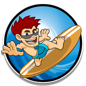 Surfer Game - Catch the Wave icon