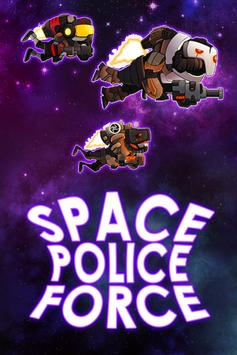 Space Police Force poster