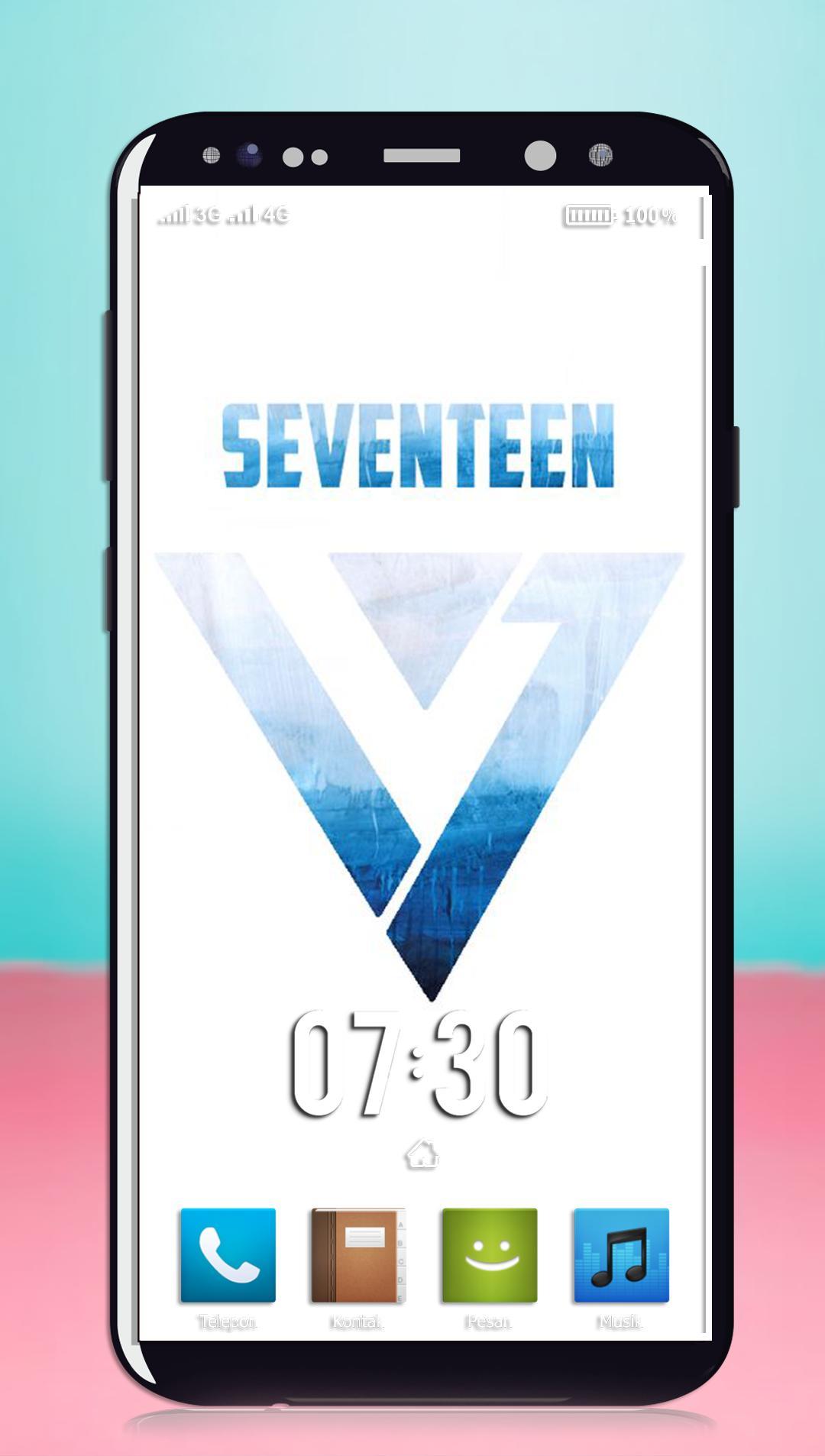 Seventeen Kpop Wallpaper For Android Apk Download