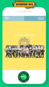 SEVENTEEN GIFs Kpop Collection poster