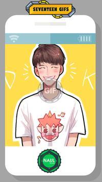 SEVENTEEN GIFs Kpop Collection screenshot 2
