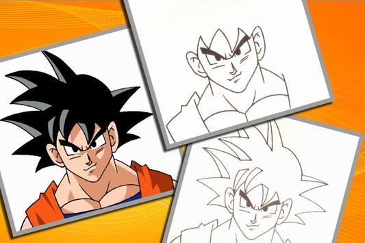 How to Draw Dragon Ball apk screenshot