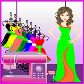 Tailor Boutique Girls Games icon