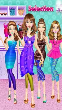 Celebrity Makeover Spa Salon apk screenshot