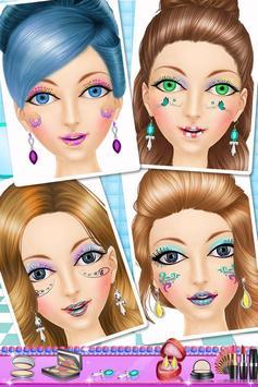 Fashion Girl Makeover Salon apk screenshot