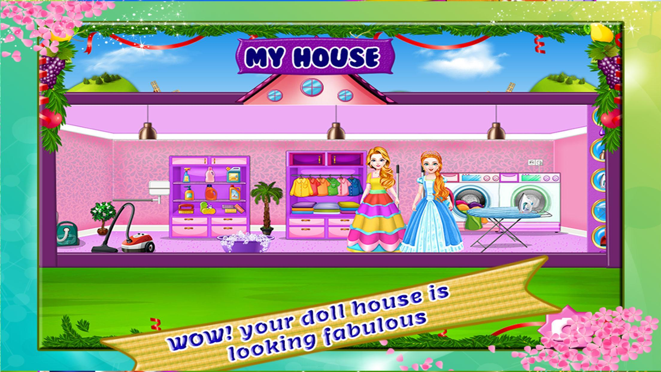 Doll Dream House Decorating Games For Android Apk Download