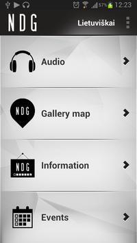 NDG apk screenshot