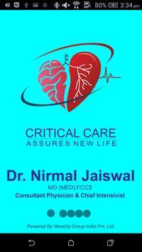 Dr. Nirmal Jaiswal poster