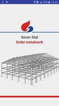 order of metal constructions poster