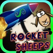 Rocket Sheeps icon