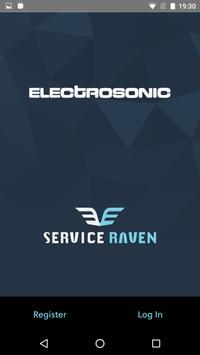 Service Raven poster