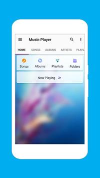 Free Music Player poster